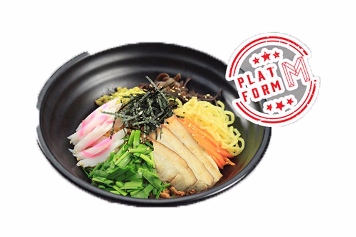 HIYASHI RAMEN 冷麵