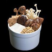 Healthy Mushrooms Soup (V)<br>菇菌养生汤 (素)