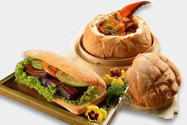 BREAD & SANDWICHES 面包类