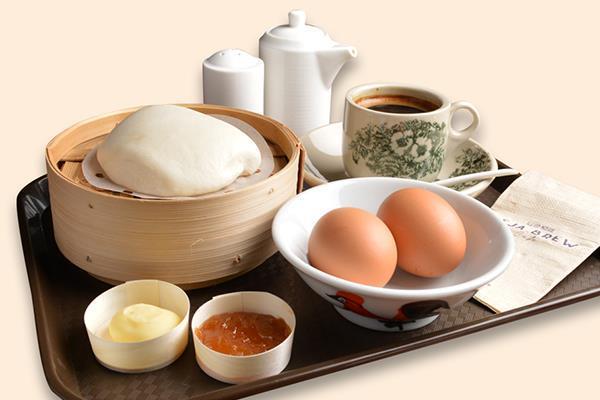 Breakfast 早安您好