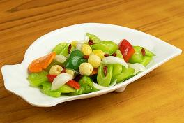 VEGETABLES & BEAN CURD (菜/豆腐)