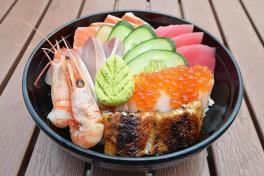 Donburi (Rice/Porridge bowl)