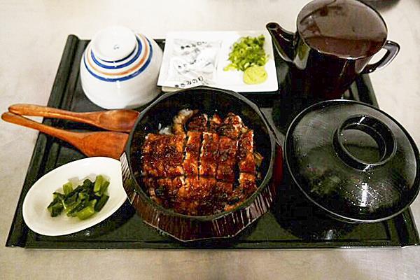 Hitsumabushi (Unagi Grilled Rice Bowl)