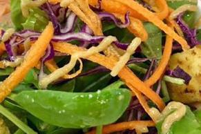 Mini Sesame Salad (New)