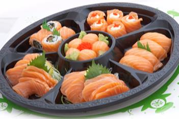 Salmon Platters