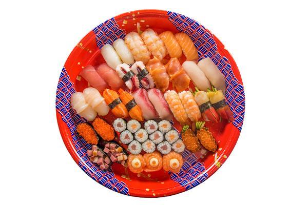 Sakae Happiness Platter A (U.P 73$)