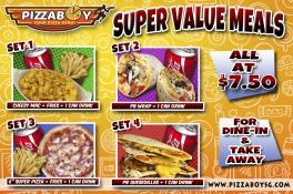Super Value Meals