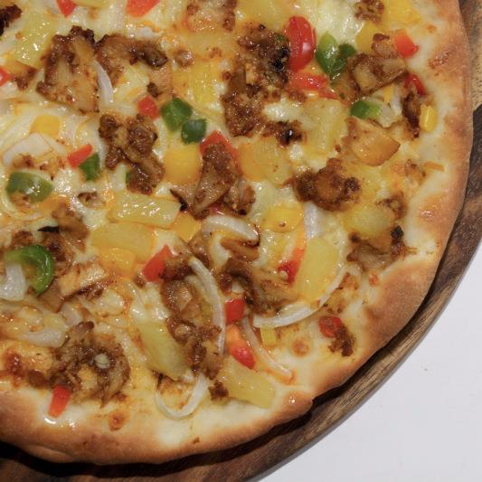 PB Pizza Rendang