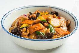全家福 (海岛什锦菜)  Hainan-style Mixed Vegetable