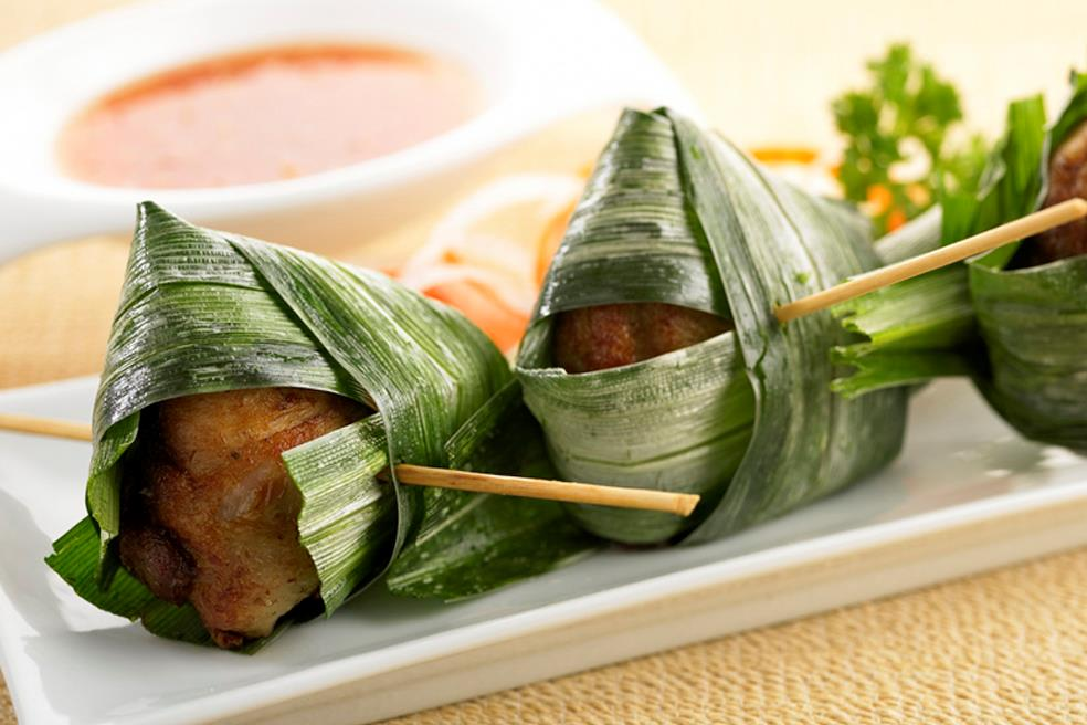 Pandan Chicken (2pcs)