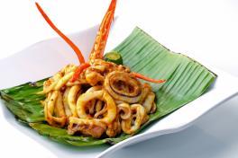 Sambal Squids 参芭苏东