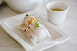 STEAMED RICE ROLL 肠粉