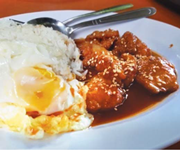 Set Rice 碟饭