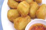 👍Crispy Tofu 脆香豆腐