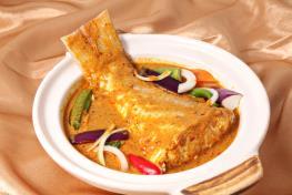 Assam Curry Fish Tail 咖喱鱼尾