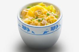 Teochew Dumplings Soup
