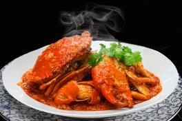 Chili Crab 辣椒螃蟹 (+/- 1kg)