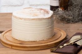 Whisky Durian Cake