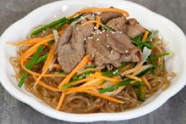 BEEF GLASS NOODLE