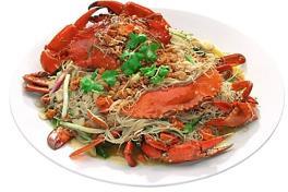 CNY - 螃蟹Live Crabs