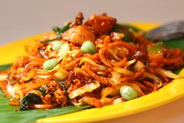 Old Satay Club Mee Goreng