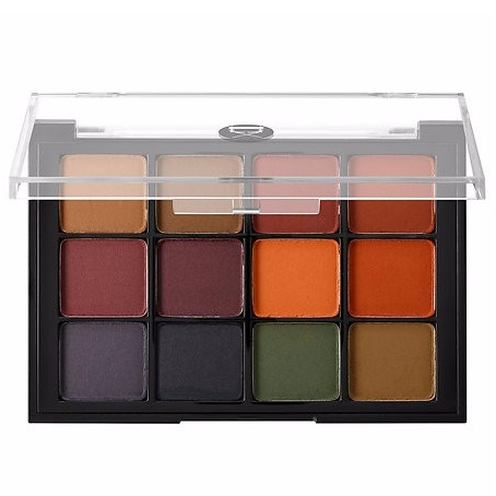 Viseart Eyeshadow Palette - 04 Dark Mattes