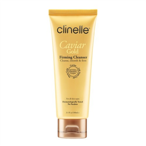 Clinelle CAVIARGOLD FIRMING CLEANSER