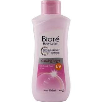 Biore Glowing Bright UV Body Lotion