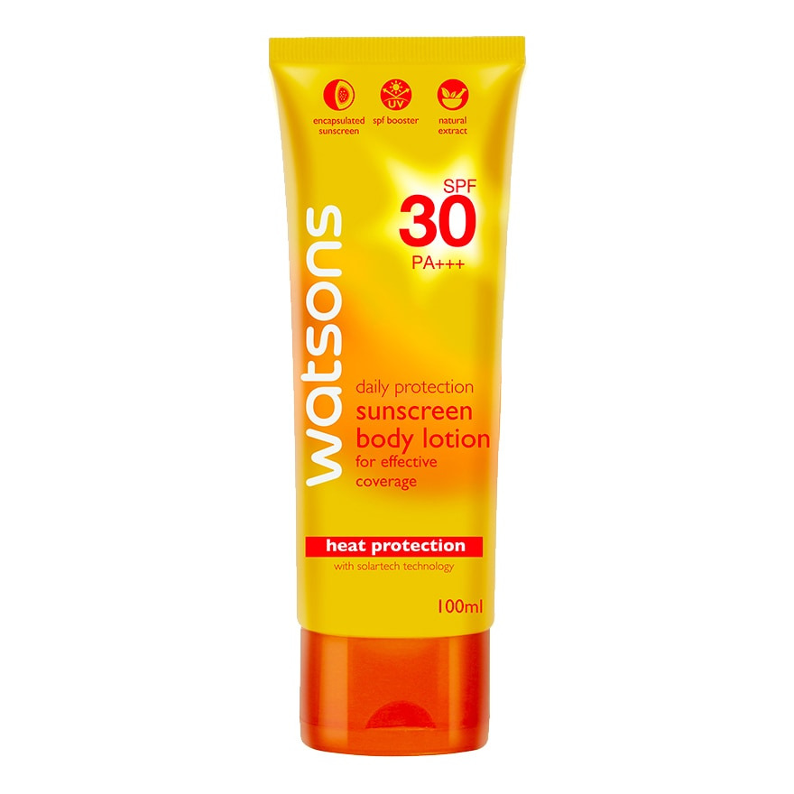 Watson Daily Protection Body Lotion Spf 30