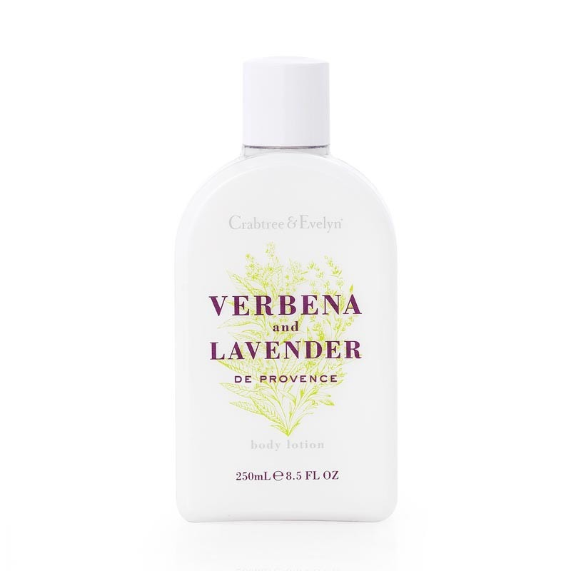 Crabtree and Evelyn Verbena & Lavender De Provence Body Lotion