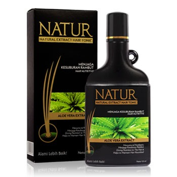 Natur Aloe Vera Extract Hair Tonic