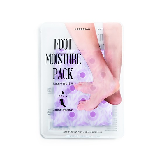 KOCOSTAR PURPLE FOOT MOISTURE PACK