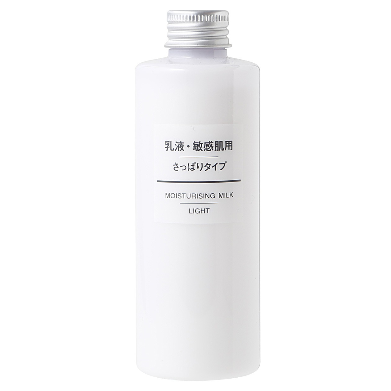 Muji Sensitive Moisturising Milk
