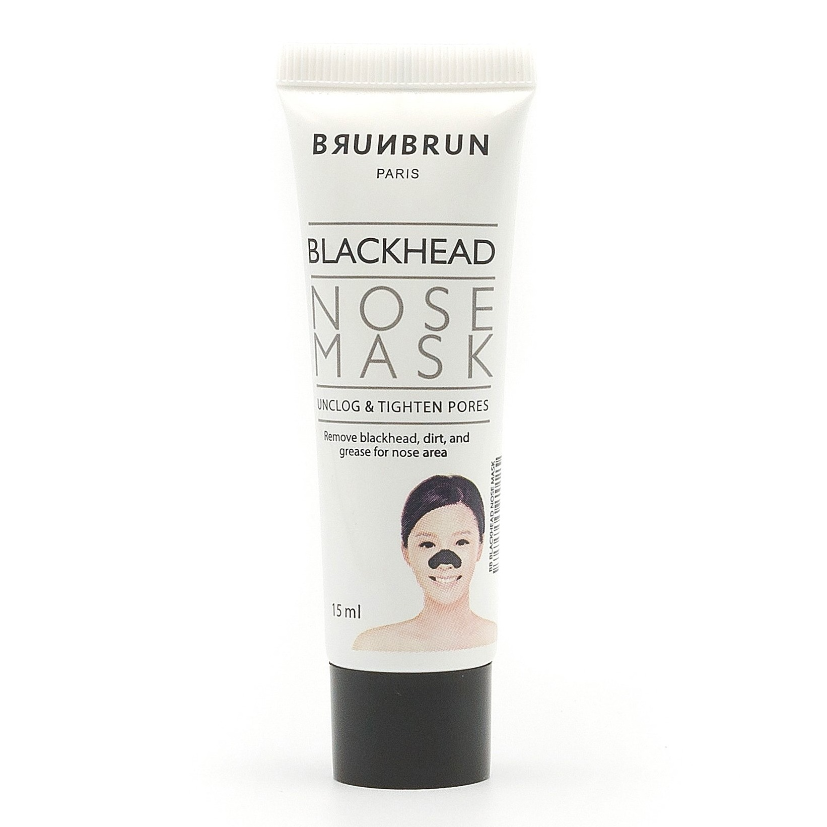 BrunBrun Paris Blackhead Nose Mask