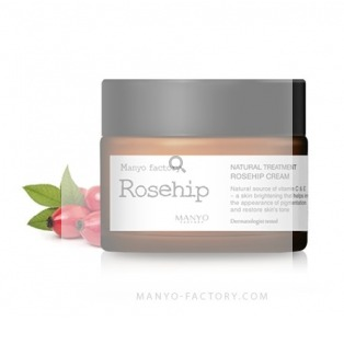 Manyo Factory Natural Treatment Rosehip Cream
