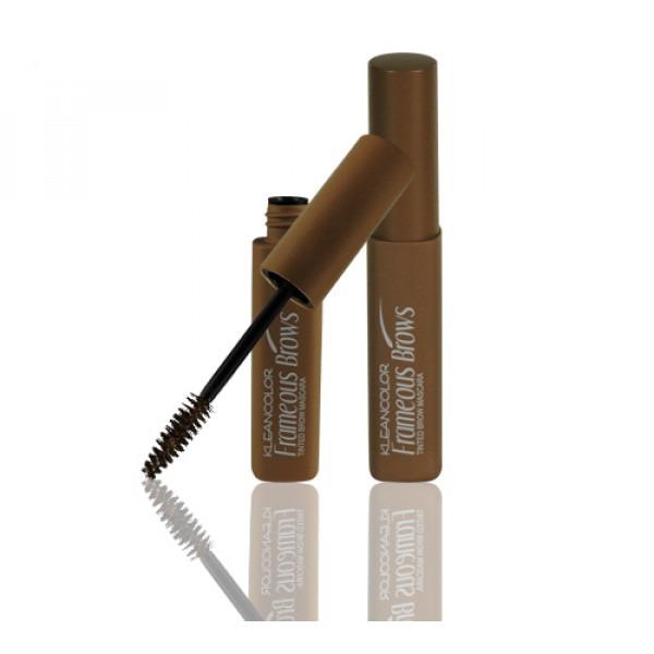 klean colour Frameous Brows - Tinted Brow Mascara