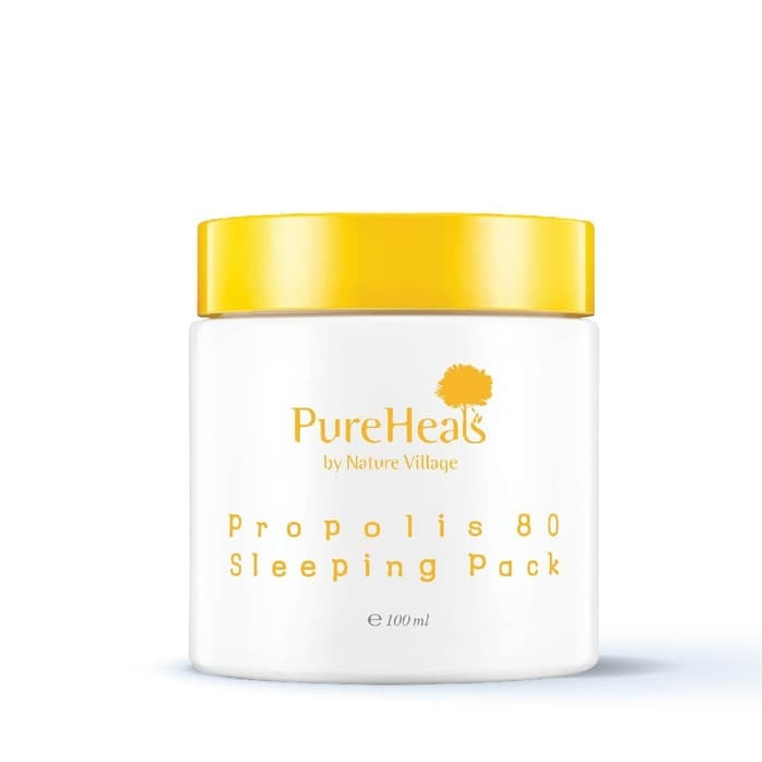 PureHeals Propolis 80 Sleeping Pack