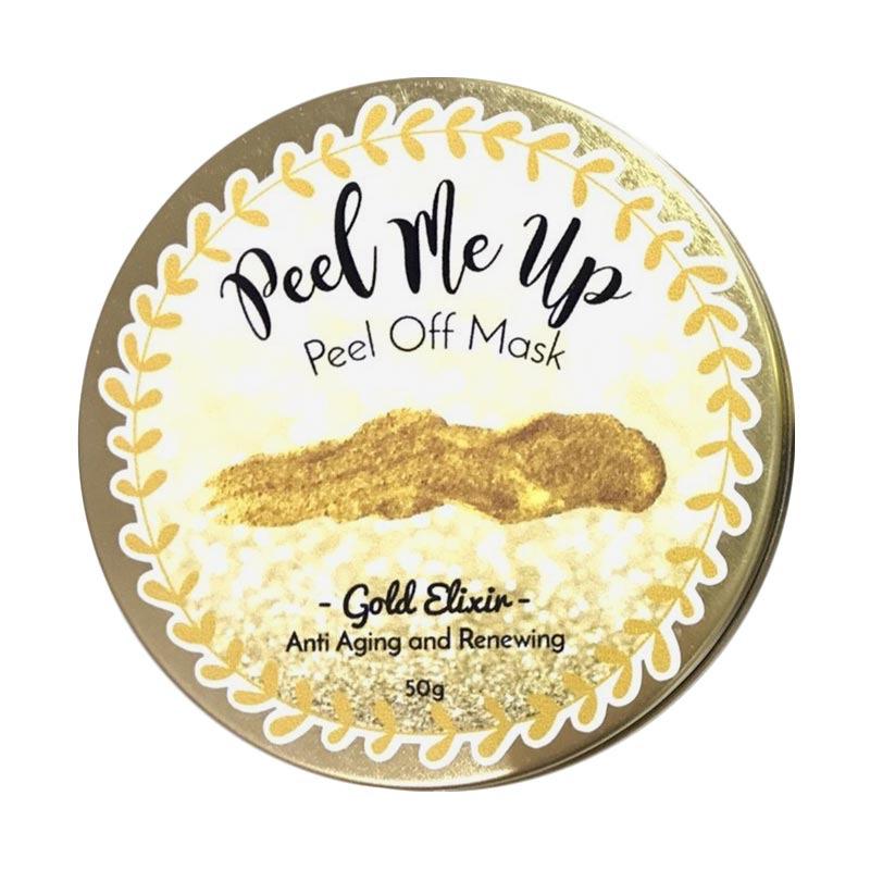 PeelMeUp Gold Mask
