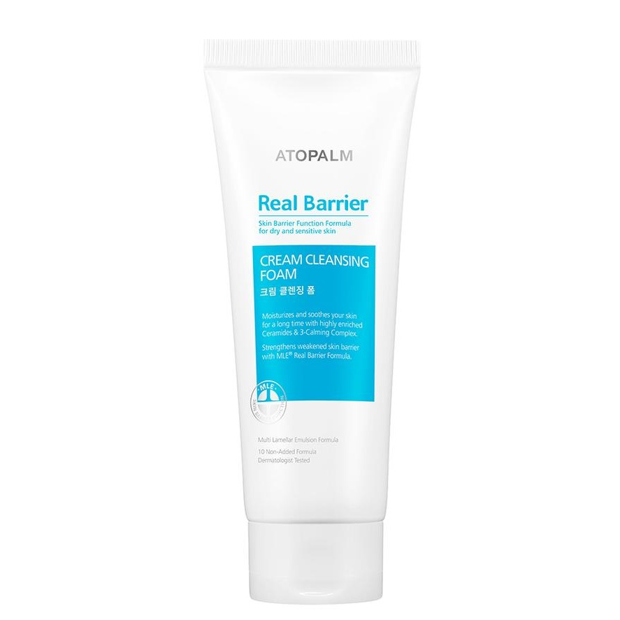 Real Barrier by Atopalm REAL BARRIER CLEANSING FOAM