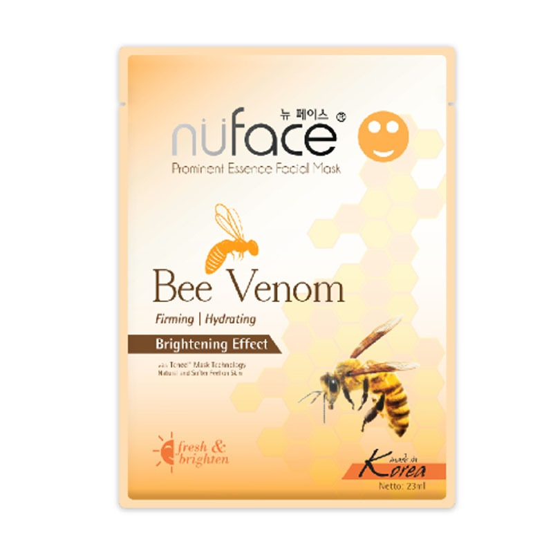 Nuface Prominent Essence Facial Mask Bee Venom