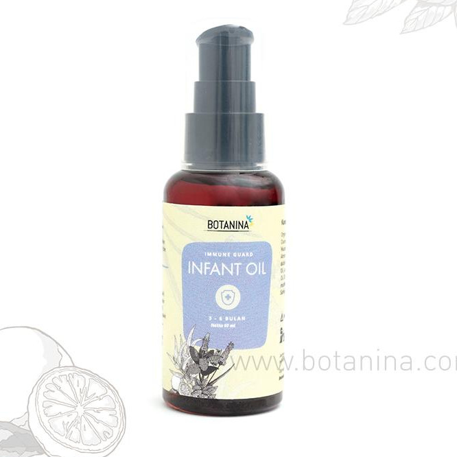 Botanina Comforting Infant Oil