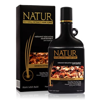 Natur Ginseng Extract Hair Tonic