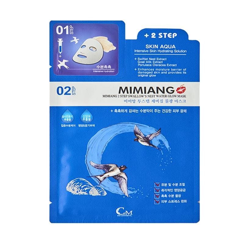 Mimiang 2 Step Swallow's Nest Water Glow Mask