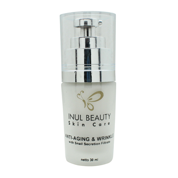 Inul Beauty Snail Cream (Anti Aging)