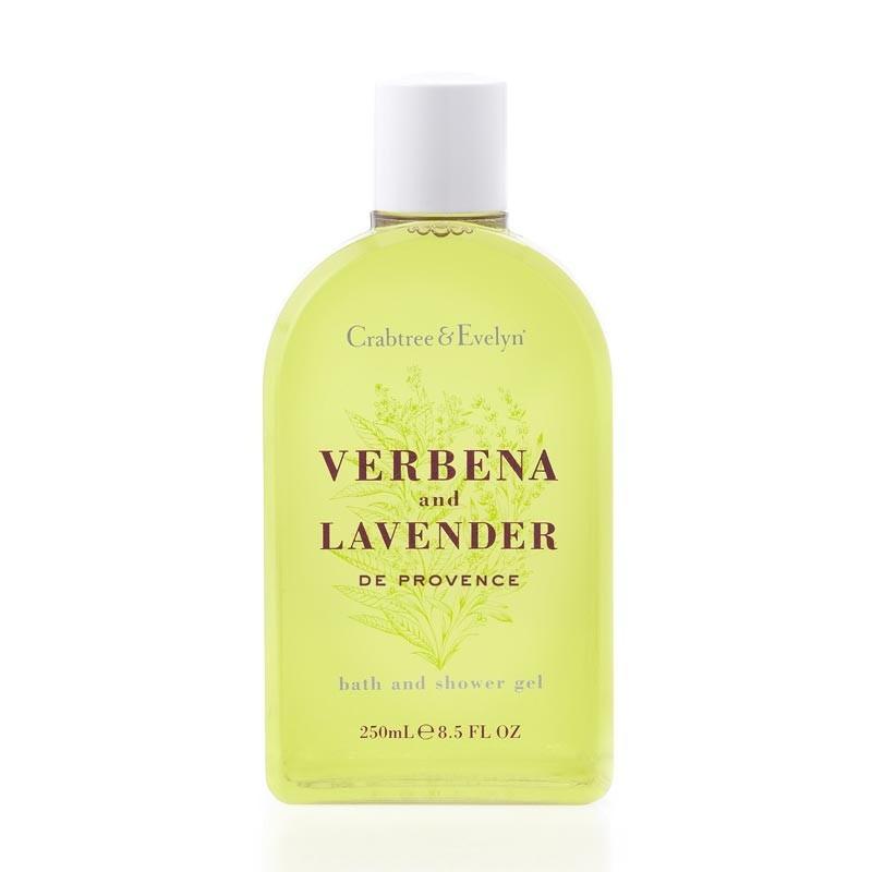 Crabtree and Evelyn Verbena & Lavender De Provence Bath & Shower Gel