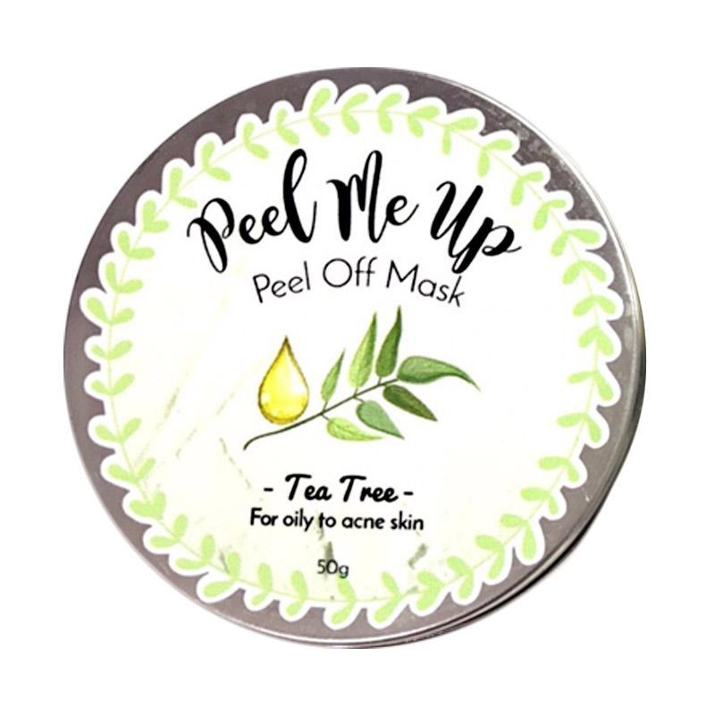 PeelMeUp Tea Tree Mask