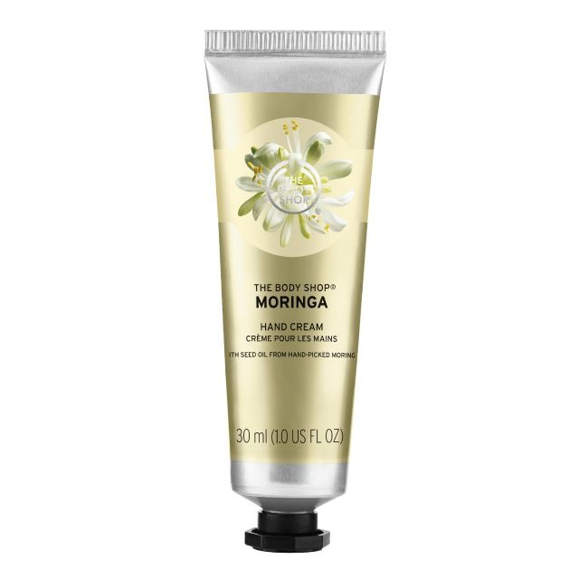 The Body Shop Moringa Hand Cream