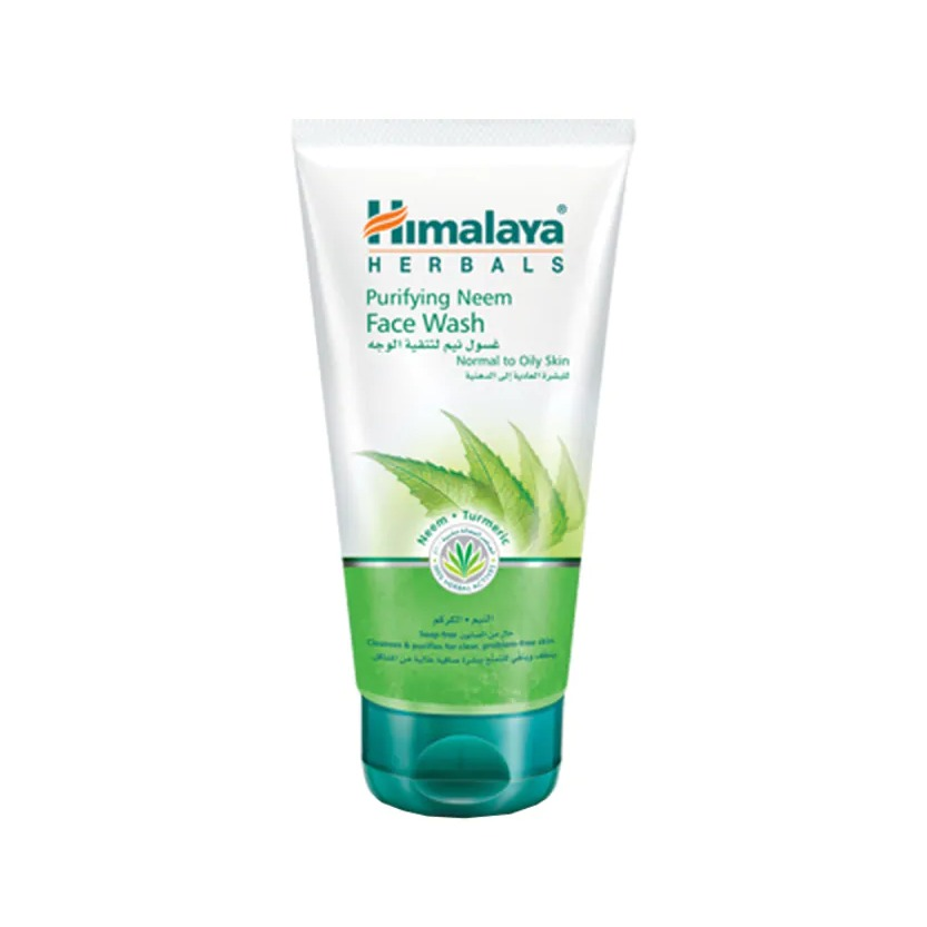 Himalaya Purifying Neem Face Wash
