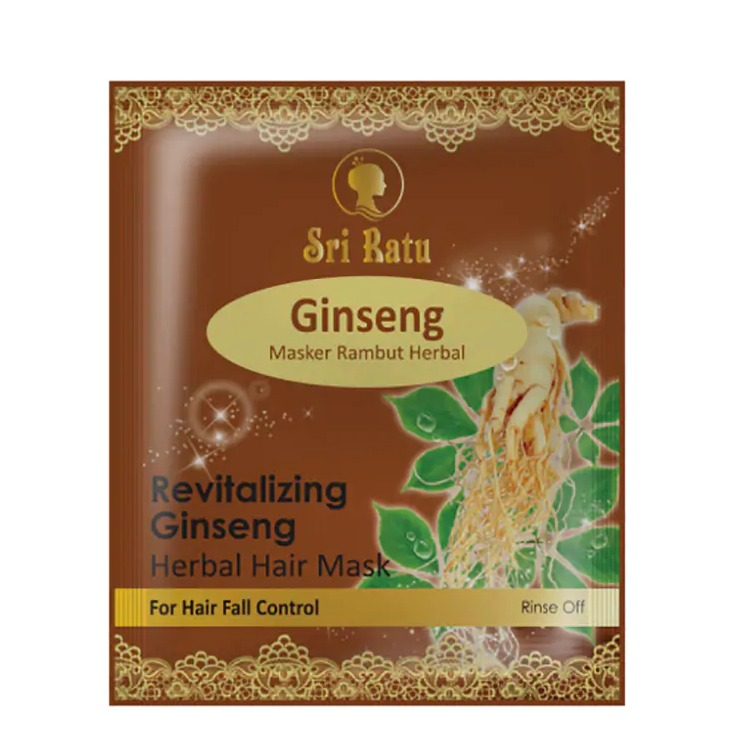 Sri Ratu Hair Mask Gingseng