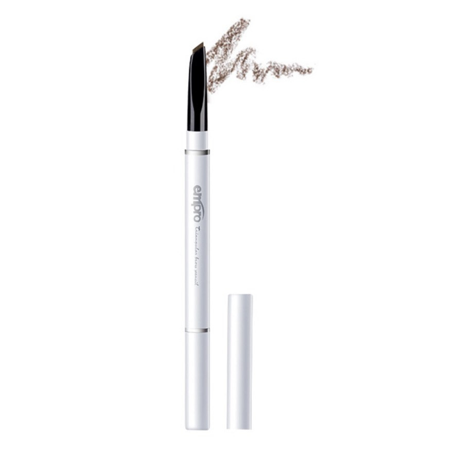 empro Triangular Brow Pencil PP-E2 Nat Brown